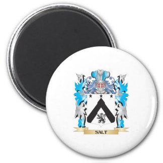 Salt Coat of Arms - Family Crest Refrigerator Magnet