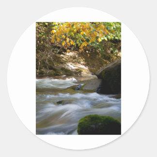 Salt Creek Autumn Sticker