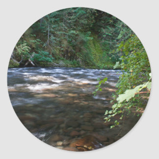 Salt Creek, Oregon Sticker