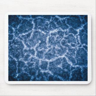 Salt death valley texture mouse pad