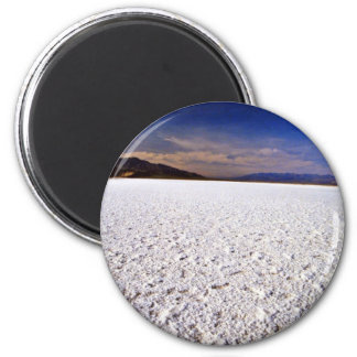 Salt Flats 6 Cm Round Magnet