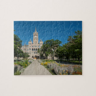 Salt Lake City and County Building, Salt lake City Jigsaw Puzzle