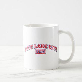 Salt Lake City Athletic Coffee Mugs