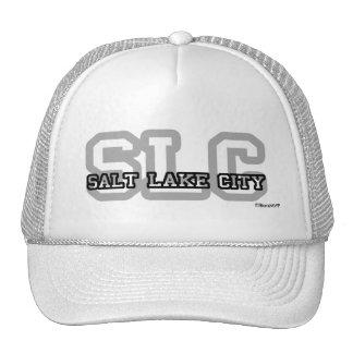 Salt Lake City Mesh Hats