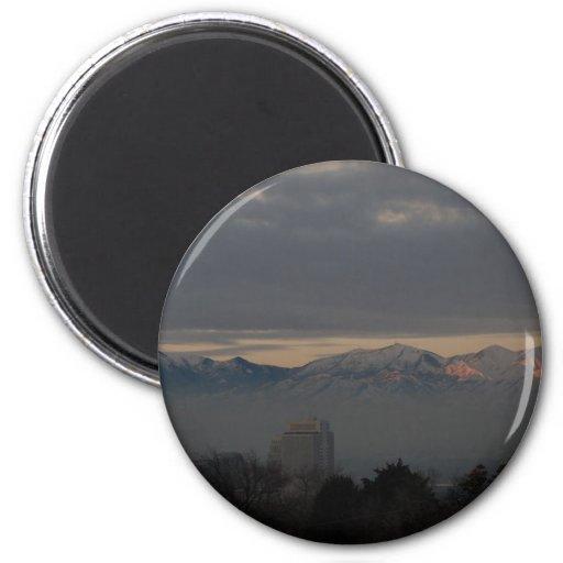 Salt Lake City - inversion Magnet