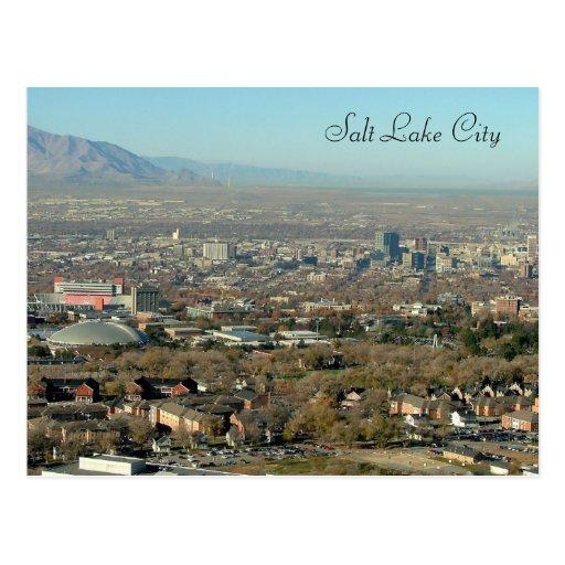 Salt Lake City Post Cards