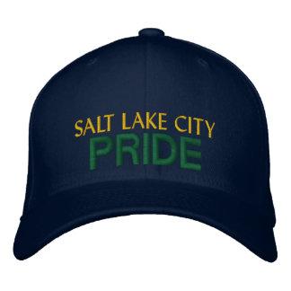 Salt Lake City Pride Cap Embroidered Hat