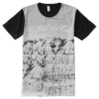 Salt Lake City Tee All-Over Print T-Shirt