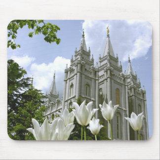 Salt Lake City Temple Mouse Pad