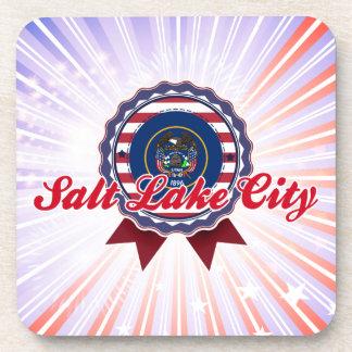 Salt Lake City UT Drink Coaster