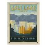 Salt Lake City, UT Postcard