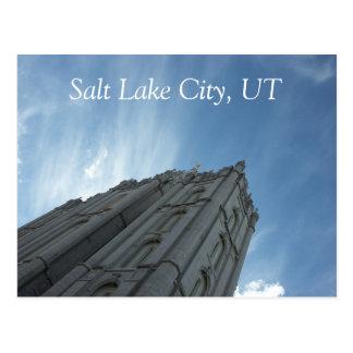 Salt Lake City UT Postcards