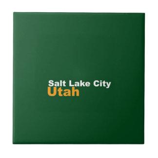 Salt Lake City, Utah Ceramic Tile