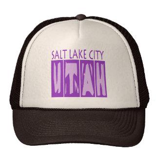 SALT LAKE CITY UTAH HATS