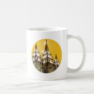 Salt Lake City, Utah Coffee Mugs