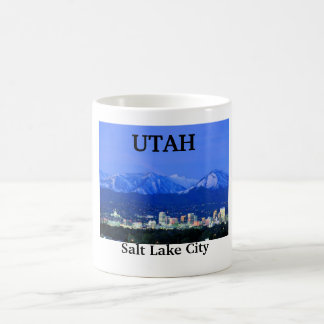 Salt Lake City, UTAH Mug