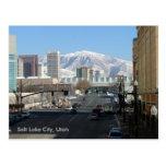 Salt Lake City, Utah Postcard