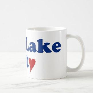 Salt Lake City with Heart Mug