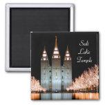 Salt Lake LDS Temple Magnet