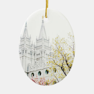 Salt Lake Temple Ornament