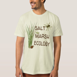 Salt Marsh Ecology T-Shirt - Natural
