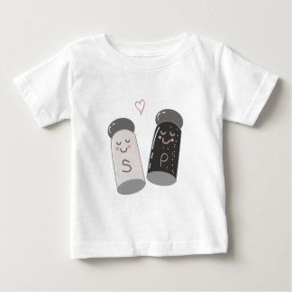 Salt & Pepper Baby T-Shirt