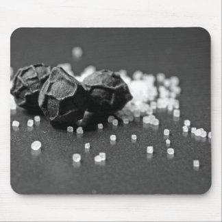 Salt Pepper Macro Image In Studio Mousepad