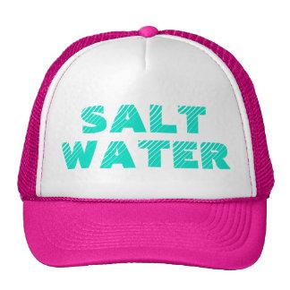 Salt Water Mermaid Trucker Hat
