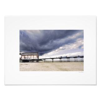 "Saltburn Pier 16""x12"" Photo Print"