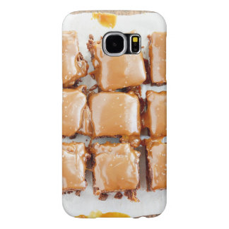 Salted Caramel Brownie Galaxy Phone Case