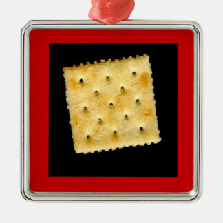 Saltine Christmas Ornament