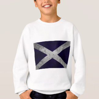 Saltire Grunge Sweatshirt