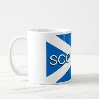 Saltire Mug