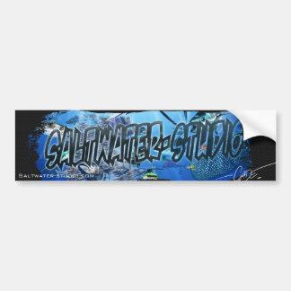 Saltwater-studio sticker