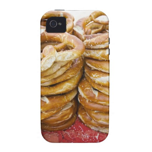 salty baked goods Case-Mate iPhone 4 cases