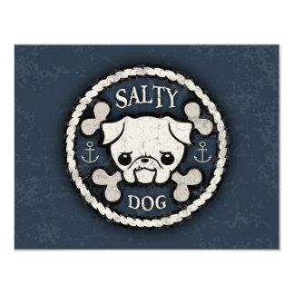 Salty Dog -bd Invitations