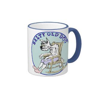 Salty Old Dog Mug