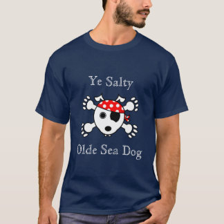 Salty Olde Sea Dog T-Shirt