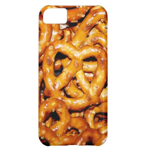 Salty Pretzels iPhone 5C Cases