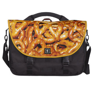 Salty Pretzels Commuter Bag