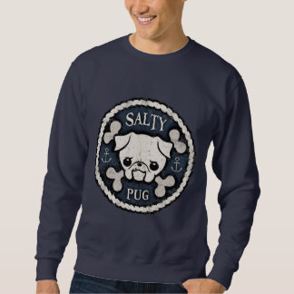 Salty Pug Sweatshirt
