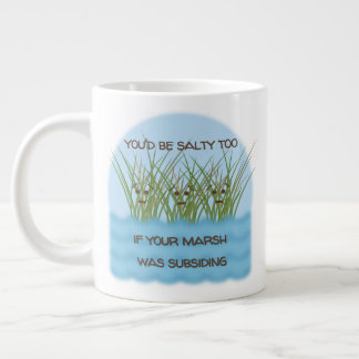 Salty Pun Mug - 20 oz