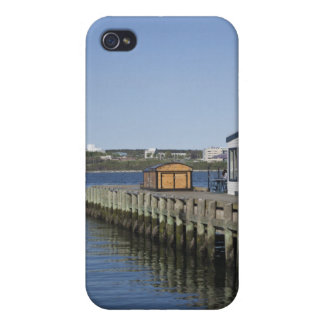Salty s Wharf iPhone 4/4S Covers