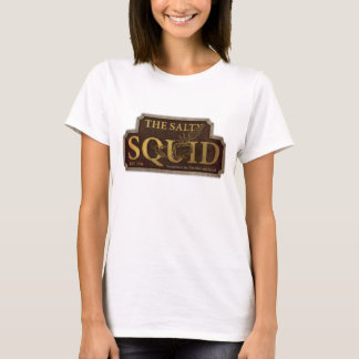 Salty Squid Women's T-shirt