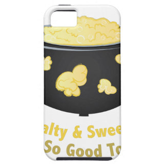 Salty & Sweet iPhone 5 Covers