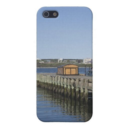 Salty's Wharf iPhone 5 Cases