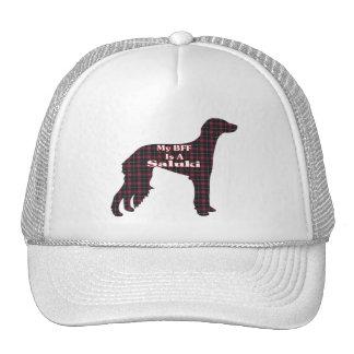 Saluki BFF Hat