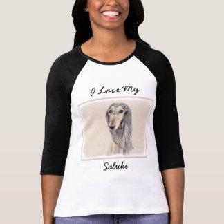 Saluki (Fawn) T-Shirt