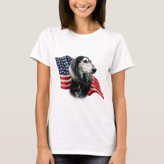 Saluki Flag T-Shirt