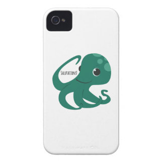 Salutations iPhone 4 Covers